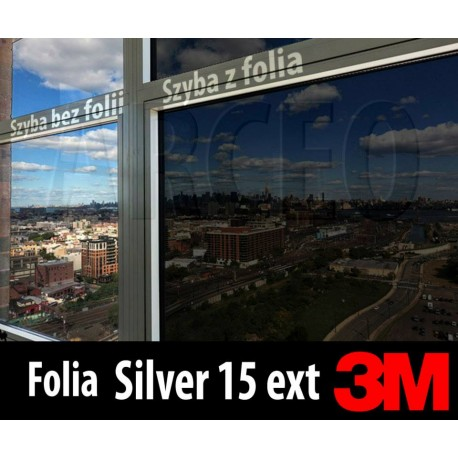 Silver 15 ext 3M