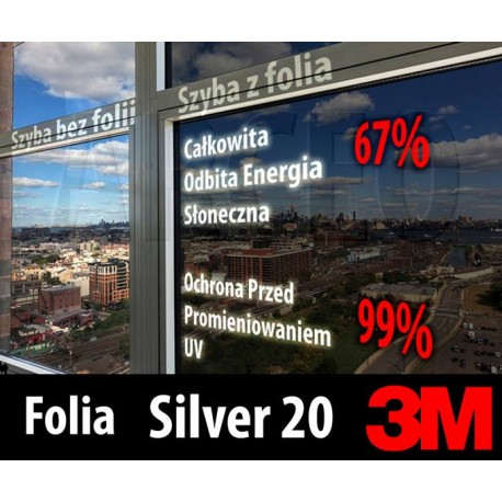 Silver 20 3M